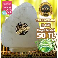 Kristal Tuz Lamba 3-4kg arası