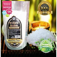 Beyaz Granül Himalaya Tuzu 84 mineralli  1kg