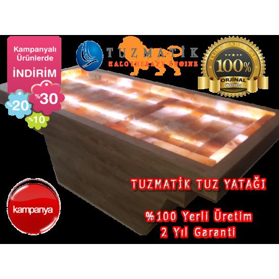 Tuz Terapi Yatağı Kampanyalı 8000TL